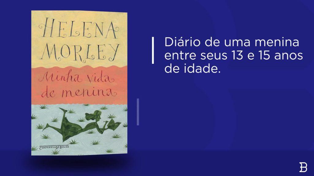 Diario de uma menina Fuvest 2019
