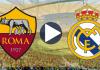 Assistir Roma x Real Madrid