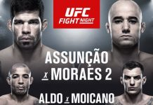 ufc fortaleza 2019 ufc fight night 144