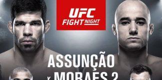 ufc fortaleza 2019 ufc fight night 144