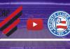 Athletico-PR x Bahia
