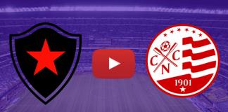 Botafogo-PB x Náutico