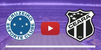 Cruzeiro x CeaRÁ