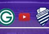 Goiás x CSA