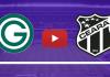 Goiás x Ceará