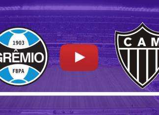 Grêmio x Atlético-MG
